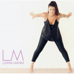 Modern jazz/ lyrical/ contemporary con Luana Manni Baby&Junior MENSILE